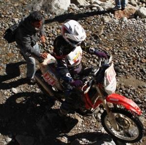 At the 2013 Raid de Himalaya